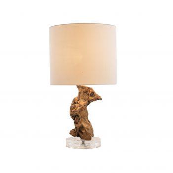 Đèn gỗ để bàn giá rẻ