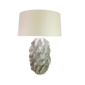 Đèn gốm đẹp trang trí để bàn